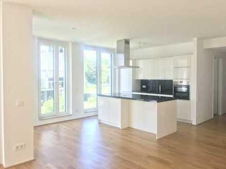 Sensationelle helle Wohnung mit moderne Ausstattung