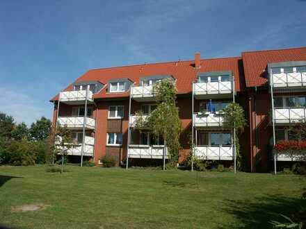 Naturnahes Wohnen am Stadtrand / 3 Zimmerwohnung im Dachgeschoss