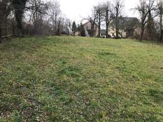 Chursdorf, großes genehmigtes Bauland mit viel Gartenland