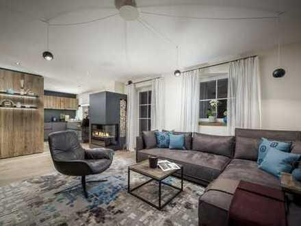 Luxuriöse Wohnung mit Wallbergblick