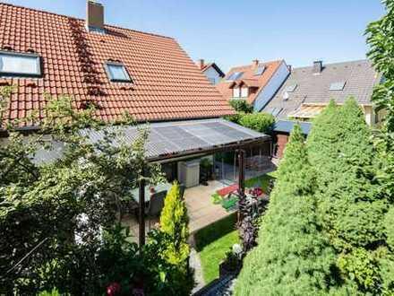 Ideales Einfamilienhaus in toller Stadtrandlage von Hockenheim