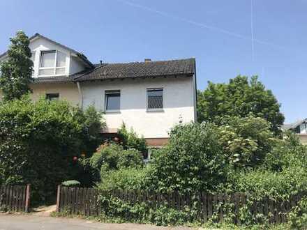 DHH 4ZKDB mit schönem Eckgrundstück in Hemsbach von Privat