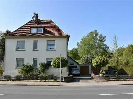 Charmantes 3-Fam.-Wohngebäude in Bielefelder Westlage