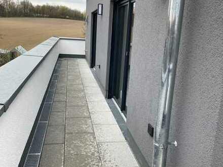 Exklusive 2-Zimmer-Wohnung mit Balkon in Marzling