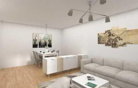 Schöne 2 Zimmer 60 m² EG Wohnung mit Garten im Süden IN nähe HBF
