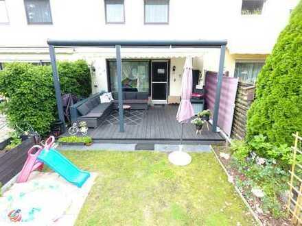 Exklusives und sehr gepflegtes Reihenmittelhaus mit 4 Zimmer, Garten und Garage!
