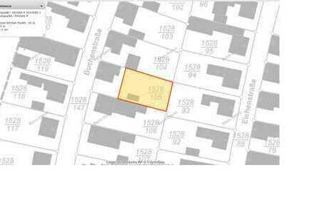Wörth: Bauplatz 352 m² in zweiter Reihe