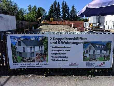 ++ Preisknaller für Familien ++ Neubau Doppelhaushälfte in München-Aubing