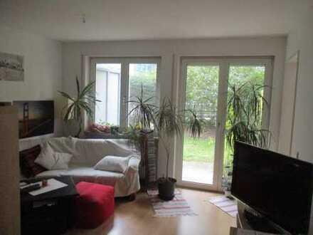 EG-Wohnung mit Terrasse inkl. KfZ-Stellplatz am Waldschlösschen