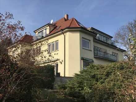 Top Wohnlage !! Kaminzimmer + Balkon mit Panoramablick !!