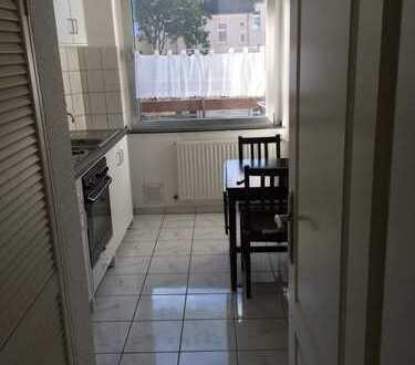 Kleine Wohnung Nähe U-Turm, ruhig und doch zentral gelegen