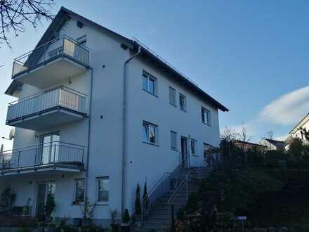 2-Zimmern DG Wohnung Nähe Krankenhaus in Ellwangen (Jagst)