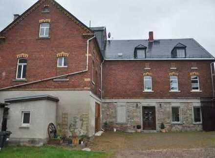 ehemaliges Mühlengrundstück mit 2 Wohnungen