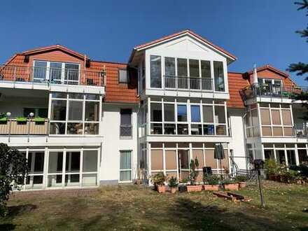 3 Zimmer mit Südterrasse im schönen Karlshorst