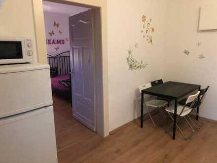 komplett renovierte 1,5 Zimmer Wohnung mit Einbauküche