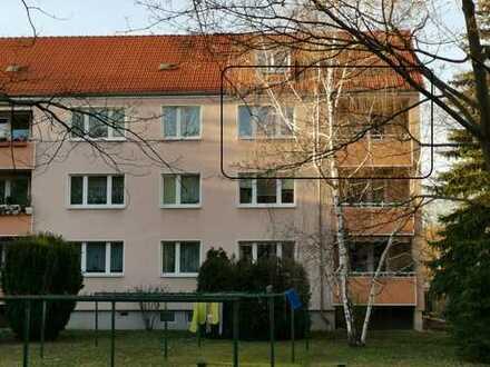 Attraktive 3-Zimmer-Wohnung mit Balkon in Erfurt