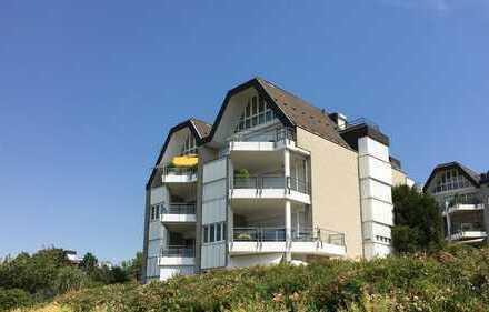 Exklusives Wohnen an der Groov Schicke Eigentumswohnung mit Rheinblick