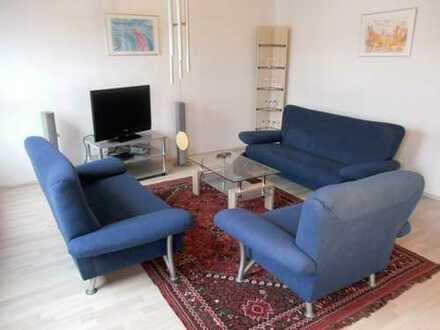 Schöne möblierte vier Zimmer Wohnung in Oberzent / Beerfelden