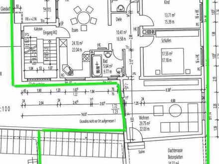 Erstbezug nach Sanierung mit zwei Balkone: ansprechende 3-Zimmer-Wohnung in Lorsch