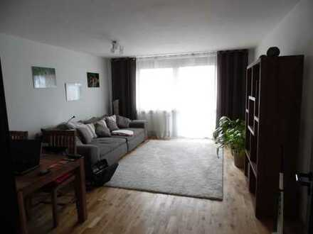 Renovierte 3-Zimmer-Wohnung mit Balkon in Kissing - ideal für München Pendler