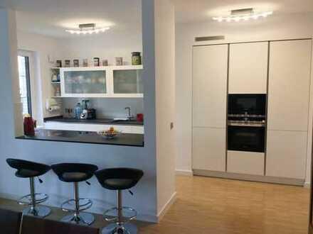 Hochwertige Etagenwohnung mit exklusiver Einbauküche