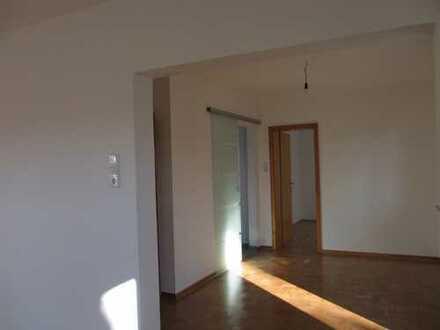 Helle und ruhige Wohnung am Stadtrand von Detmold