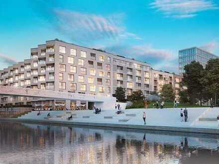 RESTAURANT direkt am Wasser/Park | Neubau in Europacity | Berlin Mitte