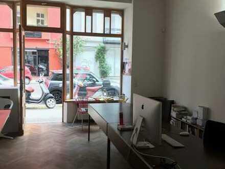 Ladenbüro in Top-Lage