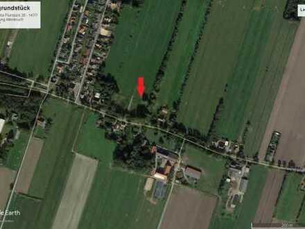 Großzügiges Baugrundstück in ländlicher Lage Cuxhaven-Altenbruch