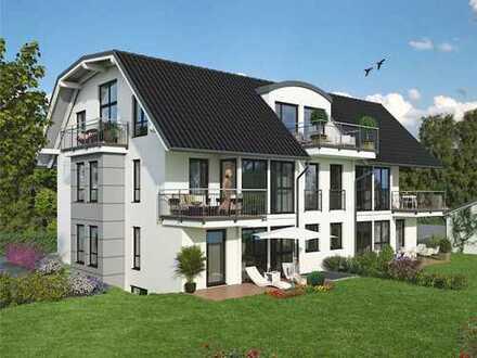 Ihre Cityresidenz in grünem Umfeld! Maisonette-Wohnung mit Wohnküche, Süd-Garten und 2 Hobbyräumen