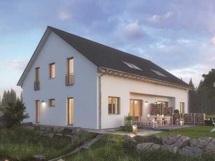 Wunderschöne Doppelhaushälfte - Niedrig Energiehaus