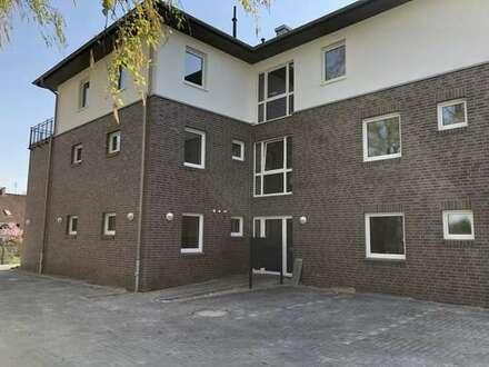 Erstbezug!! Zentrale 3-Zimmerwohnung mit Tiefgaragenstellplatz