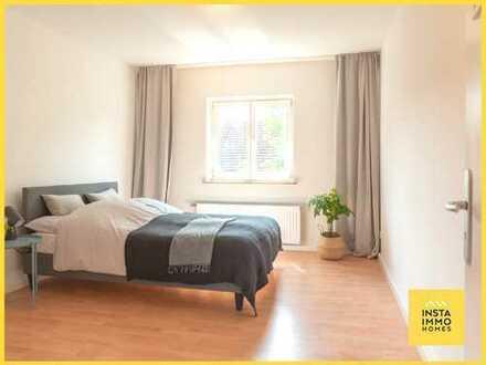 Modern sanierte und möblierte 1,5-Zimmerwohnung in Barmbek (Nebenkosten und WLAN inklusive)
