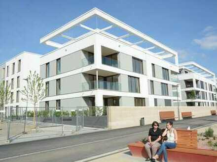 Stadtvilla an Promenade, exklusive 4-Zi-WE mit Küche