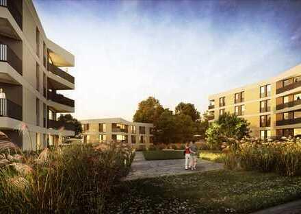 schöne 3-Raum-Wohnung mit Panoramablick
