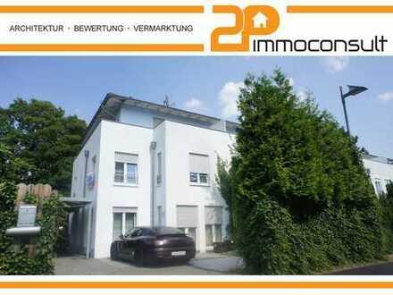 FFM-FRANKFURTER BERG: Großzügige Doppelhaushälfte mit Dachterrasse und Keller