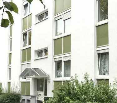 4-Zi-Wohnung im guten Zustand, ruhig gelegen in MA-Vogelstang
