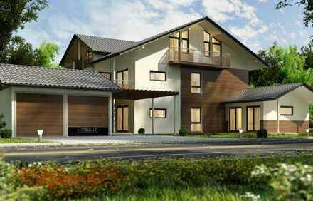 NEUBAU: Massives Einfamilienhaus in ruhiger Lage, hochwertiger Ausstattung - frei planbar.