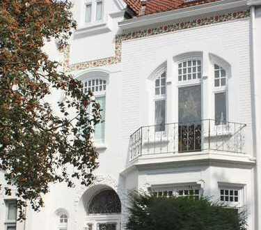 Charmantes Altbremerhaus im Bürgerparkviertel