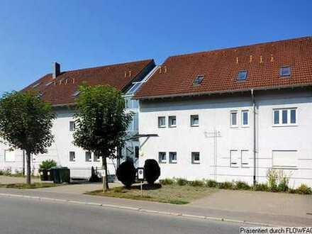 Sofort Frei! Kompakte 1-Zimmer-Erdgeschosswohnung mit Terrasse in Aulendorf