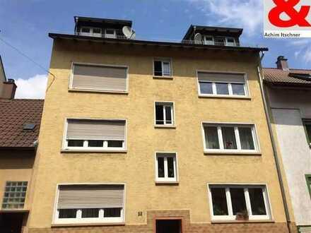 Solide Kapitalanlage! 8-Familienhaus in einer der beliebtesten Lagen Mannheims.