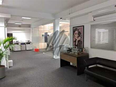 KEINE PROVISION ✓ AB € 5,00/m² ✓ Büroflächen (600 m²) zu vermieten