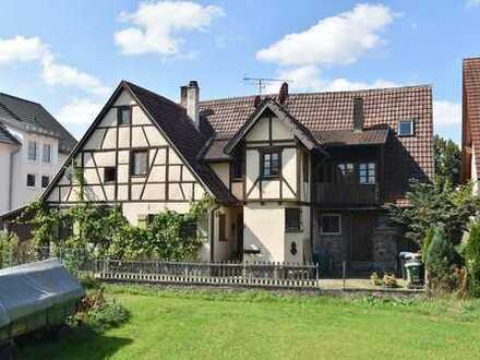 Sanierungsbedürftiges und denkmalgeschütztes 3-FH-Bauernhaus im Ortskern von Gärtringen-Rohrau!