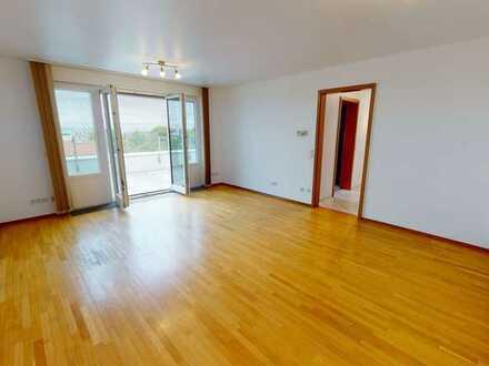 Großzügig geschnittene 2-Zimmer-Penthouse-Wohnung in Stuttgart-Heumaden