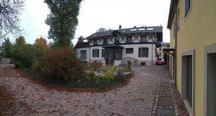 Villa Dante und Kutscherhaus - großzügig Wohnen und Arbeiten in bester Lage Dresdens