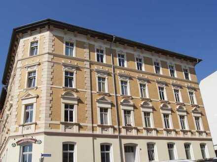 Gemütliche Dachgeschosswohnung in ruhiger Lage von Gera