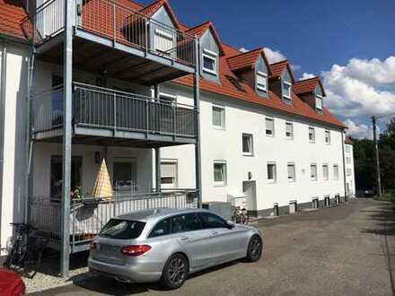 Großzügige 3,5 Zimmer Terrassenwohnung in Donauwörth-Berg