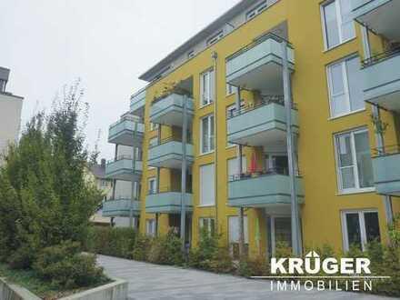 KA-Durlach / tolle und helle 2-Zi-Whg mit Balkon und TG Stellplatz im schönen Gartenpalais Durlach