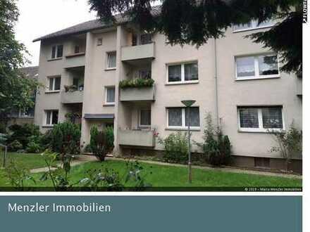 Smarter Wohnen! 2-Zimmer-Wohnung weisses Wannenbad mit Fenster! Remscheid-Mixsiepen!