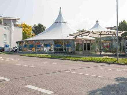 außergewöhnliche Fläche für Tanzschule und Veranstaltungen